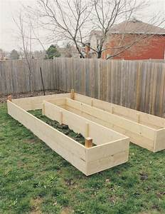 Learn How to Build A U-Shaped Raised Garden Bed - Perfect
