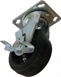 Roue Pivotante : roue pivotante avec frein de rechange pour tbr3007b x servante d 39 atelier ~ Gottalentnigeria.com Avis de Voitures