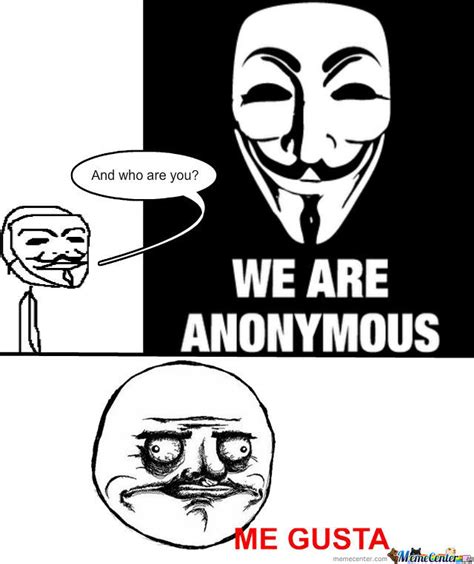 Anonymous Meme - anonymous by lorenzomeme meme center