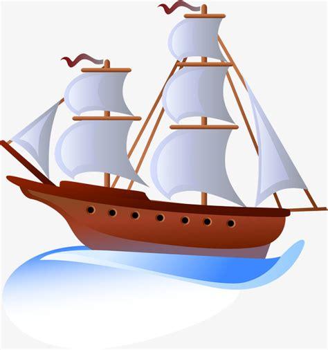 Ship Cartoon by Sailing Ship Cartoon Ship Ships Ship Png And Vector For