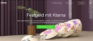 Mein Klarna Rechnung : klarna festgeld erfahrungen 2018 geldanlage mit rendite ~ Themetempest.com Abrechnung