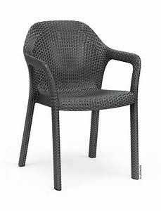 Chaise De Jardin En Resine : chaise de jardin en resine tressee ~ Farleysfitness.com Idées de Décoration