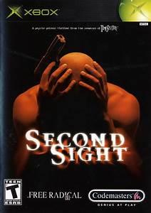 Second, Sight, Xbox