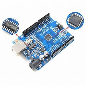 Arduino Uno R3 Smd Chip