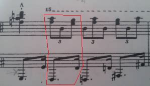 A triplet of half notes means that instead of playing 2 half notes you should be playing three over a whole note. rhythm - Triplets against 16th notes on piano - Music: Practice & Theory Stack Exchange