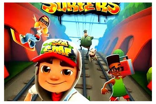 free download subway surfer pc games