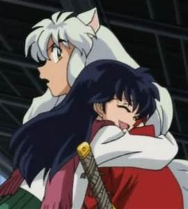 Images Of Inuyasha And Kagome Kiss Episode Golfclub