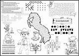 Coloring Menus Restaurants Menu Children Kid Rodeo Placemats Covers Optional Restaurant Activity Microsoft Border Word Childrens Front sketch template