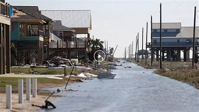 Hurricane Delta Damage Louisiana Destruction Laura York