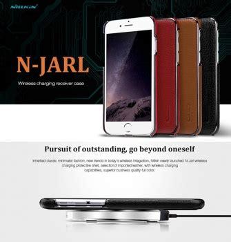 iphone 7 induktives laden induktives qi nillkin n jarl rot iphone 7 plus