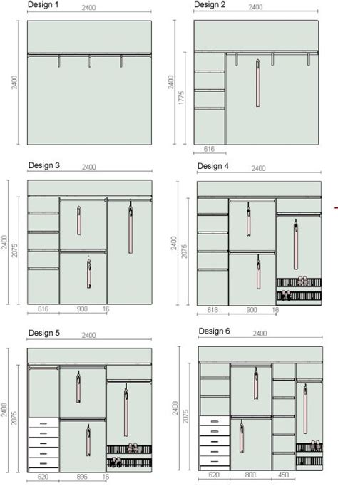 Best 25  Closet layout ideas on Pinterest   Master closet layout, Master closet design and