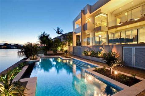 vibrant acqua amalfi gold coast mansion  australias