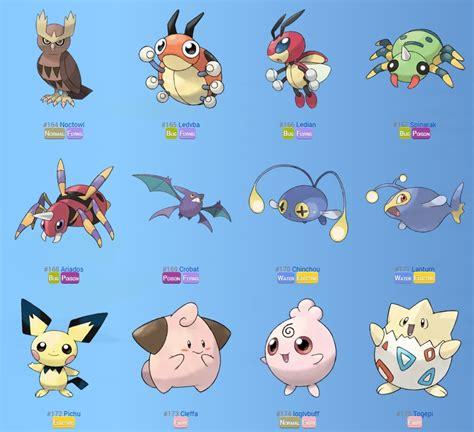 nuovi pokemon rari su pokemon  ecco dove trovarli