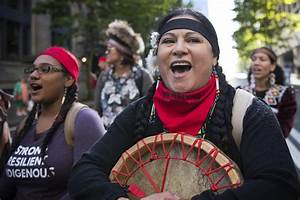 PHOTOS: Indigenous Peoples' Day March and Celebration ...
