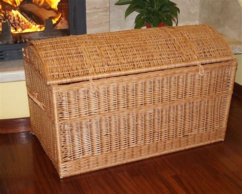 Wicker Chest Storage Trunk Solution Willow Box Toy Blanket Linen Pirate 100 Cm Felted Wool Blanket Pattern Travel And Inflatable Pillow Set Easy Crochet Cot Patterns Fleece Knot Blankets Instructions Sewing Binding On A Baby Twin At Kohl S How To Sew Silk Get Pet Hair Off Of