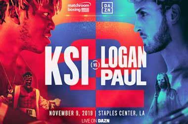 KSI Vs Logan Paul 2 Time UK
