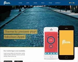 40 best responsive adobe muse templates webdesignerhubcom With adobe muse mobile templates