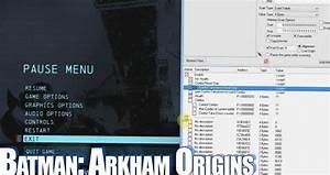 Batman Arkham Origins Cheats Trainers