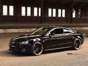 Audi A5 Rs : black audi a5 advrsq1 track spec super light matte black ~ Medecine-chirurgie-esthetiques.com Avis de Voitures