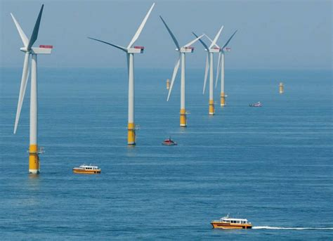 Boat Supplies Brighton by Rion Offshore Windfarm Trips From Brighton Marina