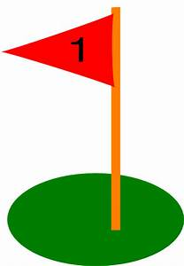 Golf Flag 19th Hole Clip Art at Clker.com - vector clip ...