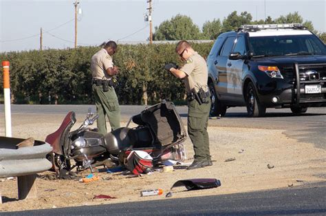 Motorcycle Accident In Tulare County Ends In Fatality, At