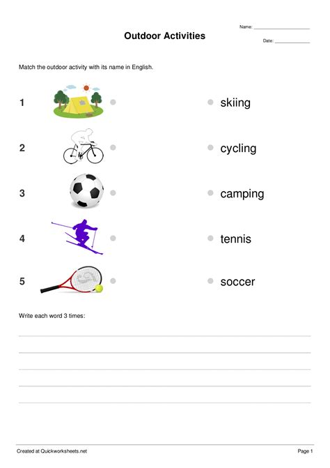 word scramble wordsearch crossword matching pairs and other worksheet makers quickworksheets