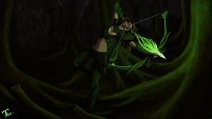 Windrunner Dota 2 by Procsan on DeviantArt