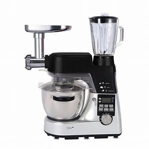 Robot Cuisine Multifonction : meilleur robot multifonction cuiseur pas cher 2018 avis ~ Farleysfitness.com Idées de Décoration