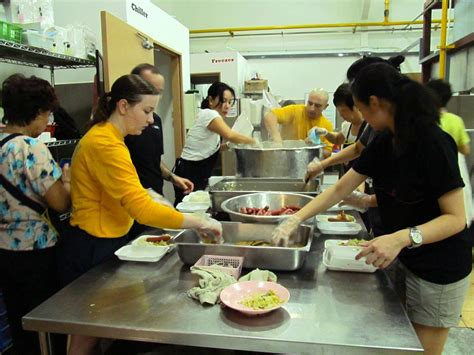island soup kitchen dvids uss makin island and 11th meu crew members