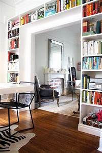 doorway wall storage ideas for no more wasted space in