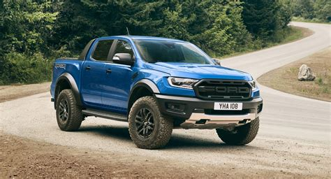 Ford Drops Full Off-road Specs For Euro-spec 2019 Ranger