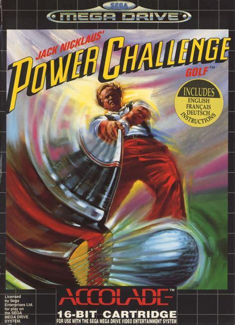 jack nicklaus power challenge golf  genesis