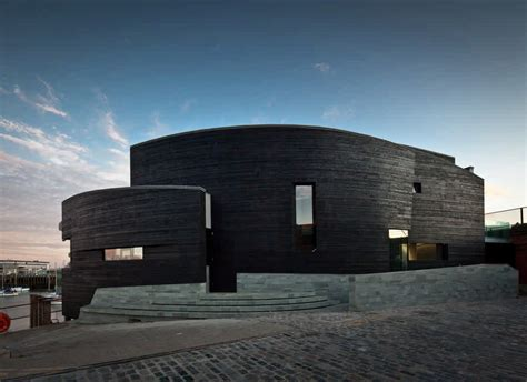 rocksalt restaurant folkestone restaurant kent  architect