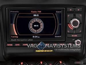 Audi Navigation Plus Rns-e Media Led - 8j0035193x