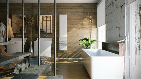 5 Luxury Bathrooms In High Detail by 5 Luxury Bathrooms In High Detail Home Decorating Magazines