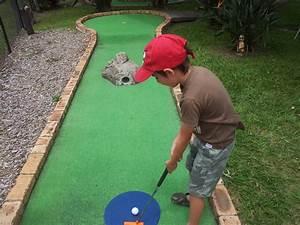 Putt Putt Golf Albany Links Golf Course Brisbane