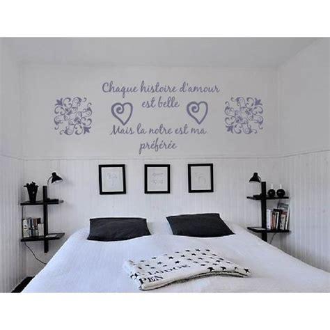 decoration chambre minnie sticker mural citation amour romantique achat vente