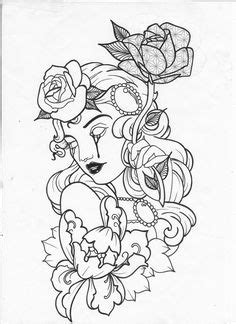 Pin by Ayyden Chavez on Tattoos | Tattoo coloring book, Coloring pages