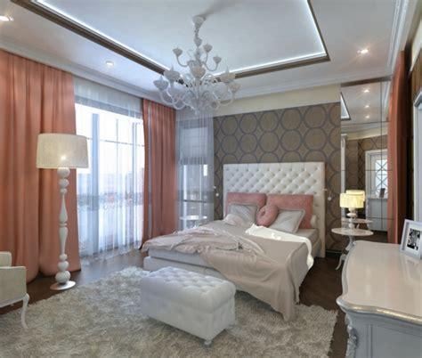 chambre style vintage chambre a coucher retro design de maison