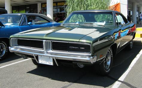 Dodge Charger 1969 by Audi Sport Cars 1969 Dodge Charger