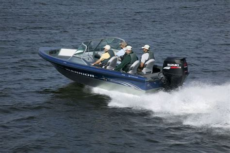 Warrior Boats by Research 2009 Warrior Boats V1898 Dc Eagle On Iboats
