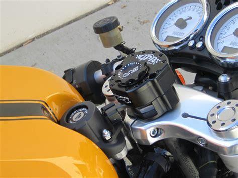 Motorcycle Steering Damper Or Steering Stabilizer