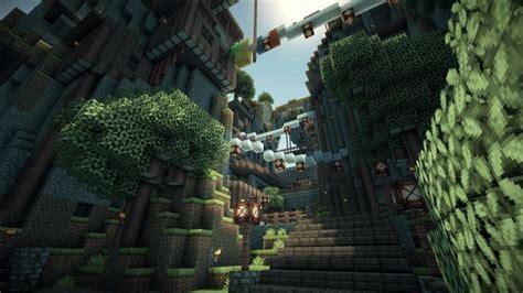 minecraft beautiful world windows mode