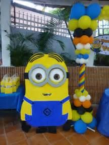 Despicable Me Minion Party Decoration