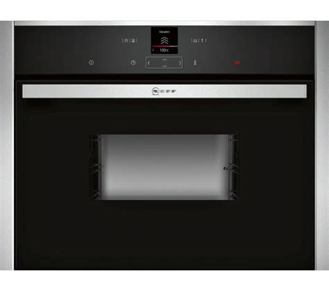 Buy NEFF C17DR02N0B Compact Electric Steam Oven