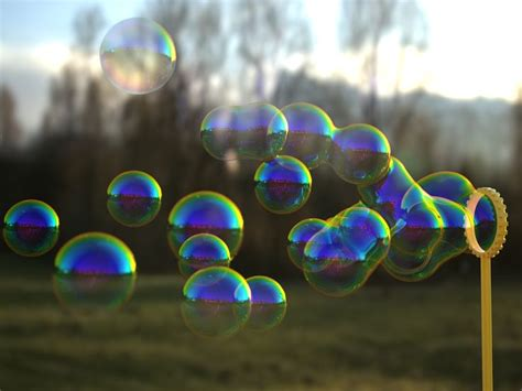 Join Judy Create Tiny Bubbles Fog Filled