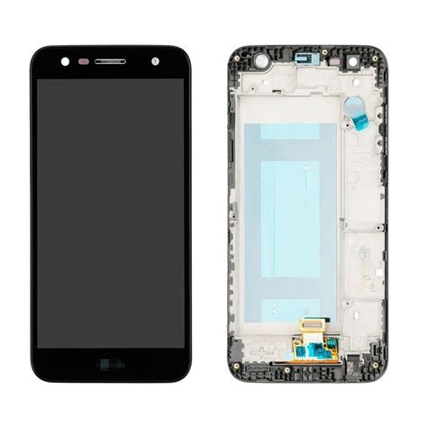 lg  power  mg lcd display touch screen digitizer assembly  frame