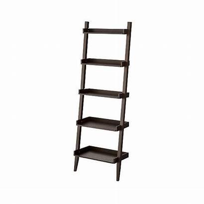 Ladder Polyvore Leaning Shelves