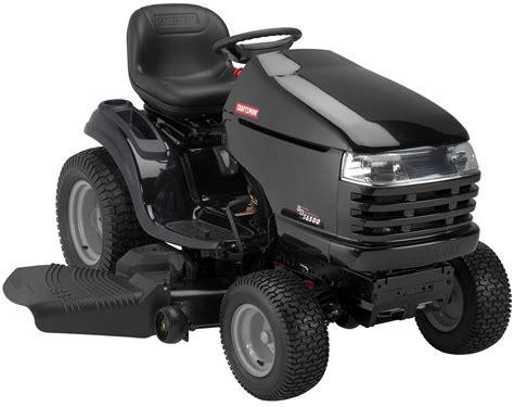 craftsman garden tractor craftsman 28860 26 hp 54 quot deck garden tractor